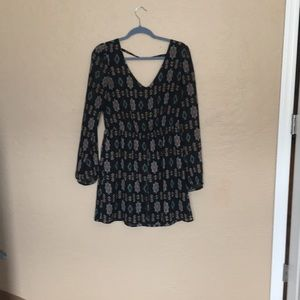 BeBop Aztec Dress